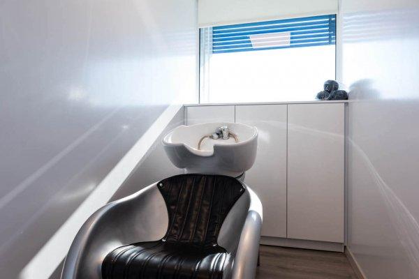 Λουτήρας - χώρος περιποίησης Anastasakis Hair Clinic