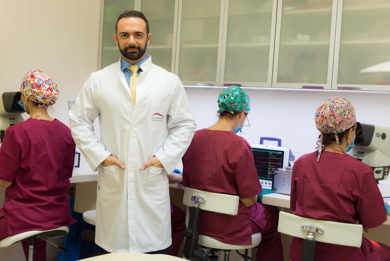 Δρ. Αναστασάκης - ιατρική ομάδα - Anastasakis Hair Clinic