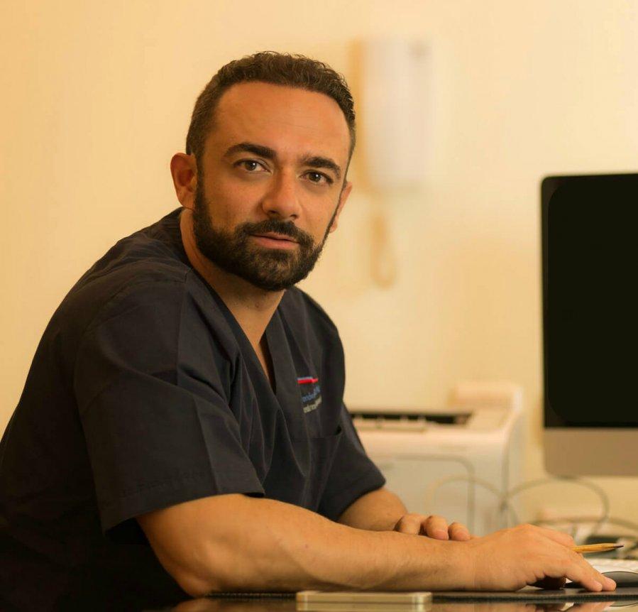 Ο 1ος Έλληνας ιατρός