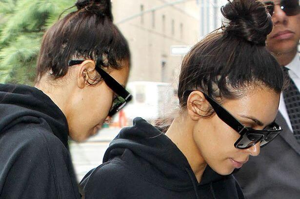 Τριχόπτωση μετά την εγκυμοσύνη η περίπτωση της Kim Kardashian