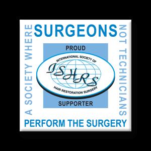 Ανακοίνωση από την ISHRS για τη μεταμόσχευση μαλλιών