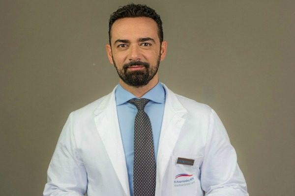 η εμπειρια του Δρ. Αναστασακη ως ασθενής μεταμόσχευσης μαλλιών