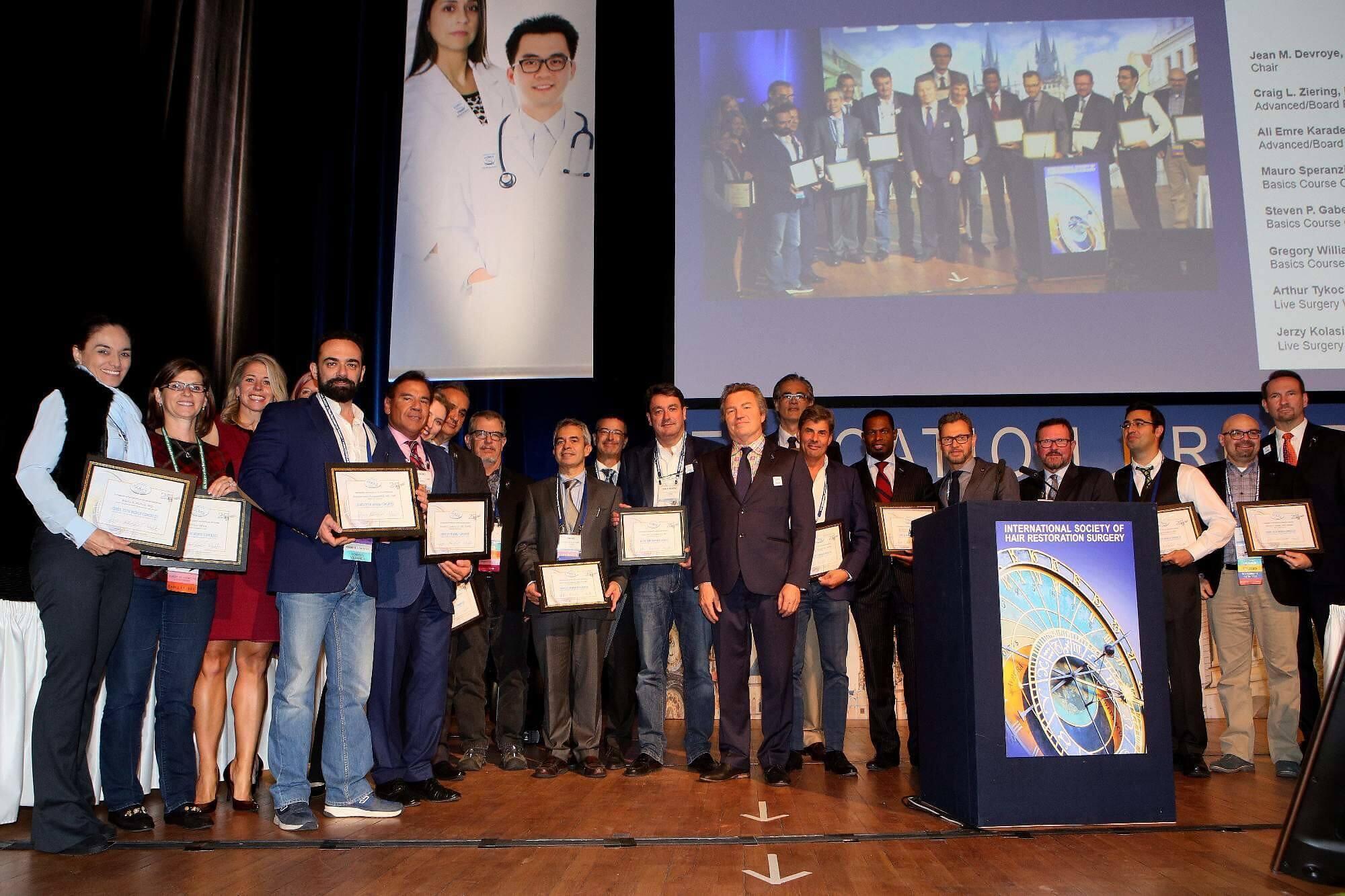 Δρ. Αναστασάκης παρουσία στο συνέδριο ABHRS