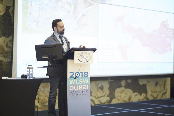 Δρ. Κωνσταντίνος Αναστασάκης -ΙSHRS -Dubai 2018