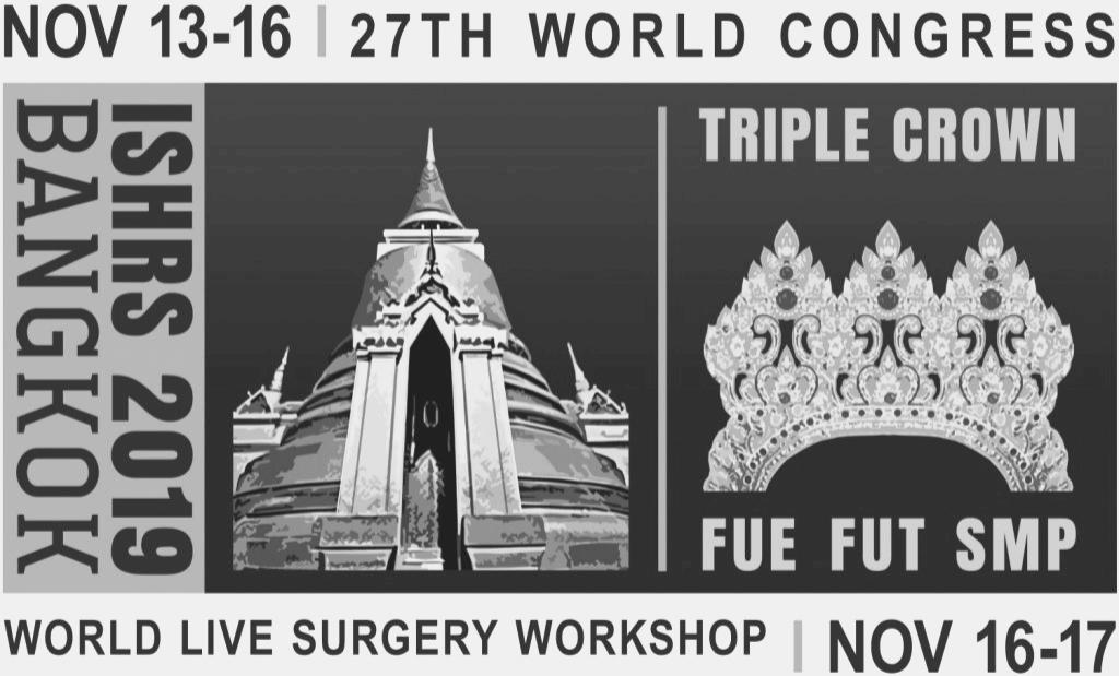 ISHRS Bangkok- International Society of Hair Restoration Surgery