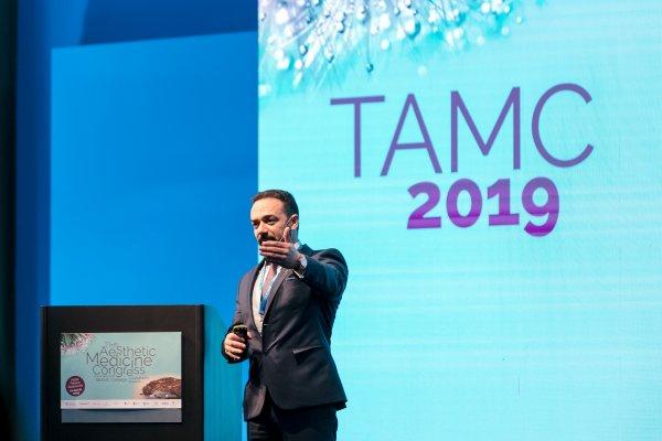 Ο Αναστασακης στο TAMC 2019 στο Ντουμπροβνικ