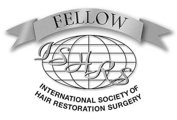 FISHRS - Fellon Member International Society of Hair Restoration Surgery