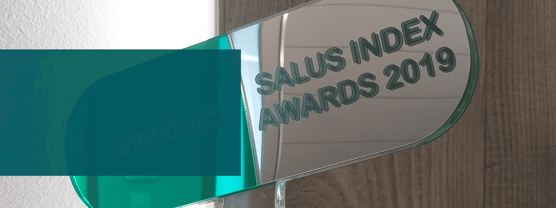 salus awards_anastasakis hair clinic