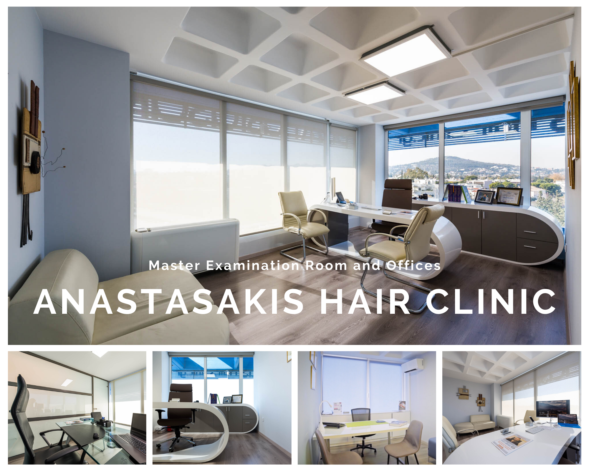 anastasakis hair clinic_ Master Examination Room and Offices